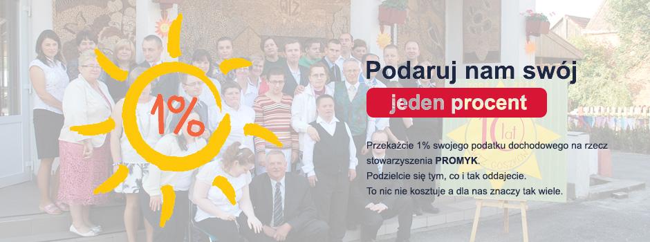 Stowarzyszenie Na Rzecz Osób Niepełnosprawnych Promyk w Goszkowie